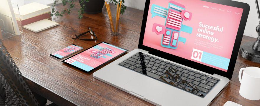 Aprende a maquetar páginas web con expertos en este nuevo curso de photoshop online