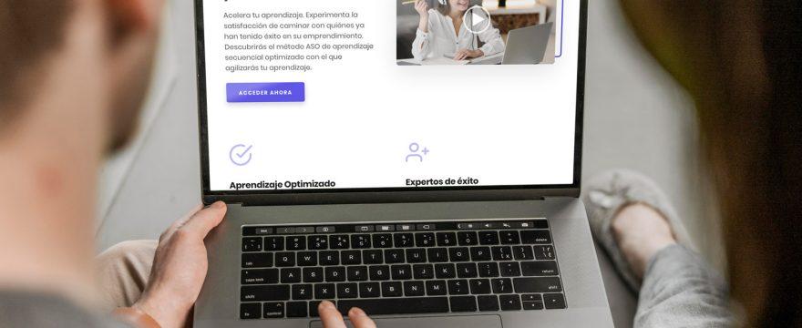 plataforma de cursos online